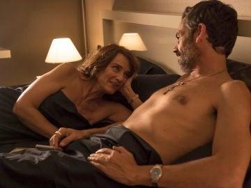 El inesperado encuentro entre Vasco y Teresa termina en una noche de sexo