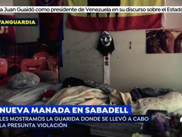 Esta es la 'fábrica de los horrores' donde tres hombres agredieron sexualmente a una joven en Sabadell en la presencia de otros varones