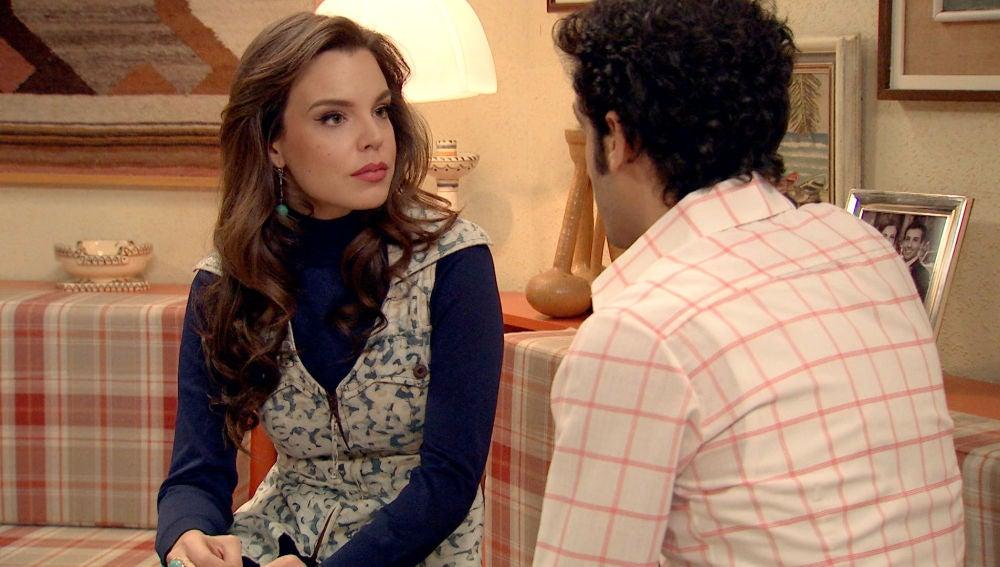 ¿Le contará María a Ignacio su plan de dar en adopción a Joselito?