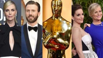 Algunas de las estrellas que presentarán en los Oscar 2019