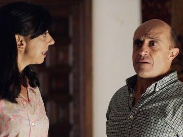 """Almudena reclama la ayuda de Alfonso delante de María José: """"Tengo que arreglar este desastre"""""""