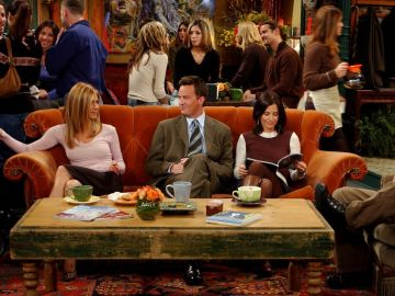 El Central Perk de 'Friends'