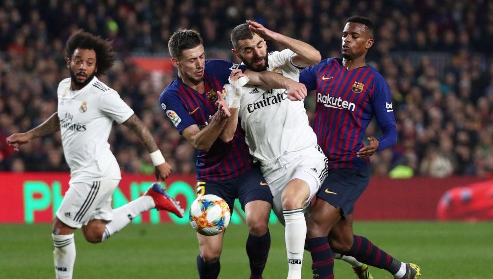 Así vivimos el Clásico entre Barcelona y Real Madrid de ida de ... dd1e2ef3d6c