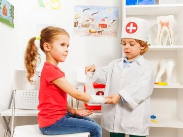Primeros auxilios en bebés y niños