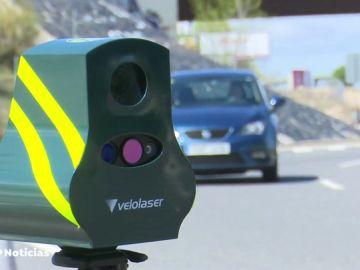 ¿Cuál es el margen de error de un radar móvil para reducir la multa y la pérdida de puntos?