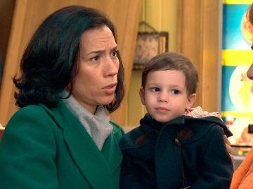 """Manolita, preocupada por Luisita: """"Va a sufrir muchísimo con esta relación"""""""