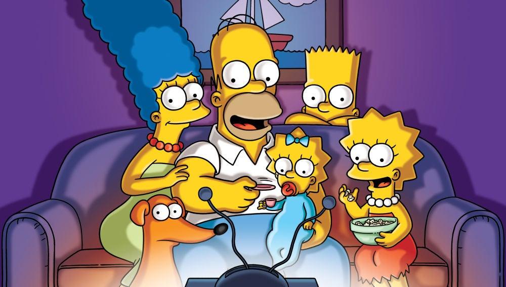 Matt Groening, creador de Los Simpson, aparece en la serie desde el primer capítulo