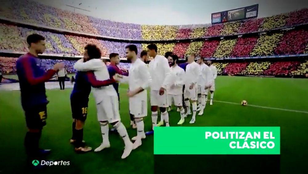 Cebo deportes 06/02/19: 'Un Clásico politizado'