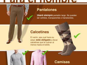 Normas de vestimenta de la Iglesia Palmariana
