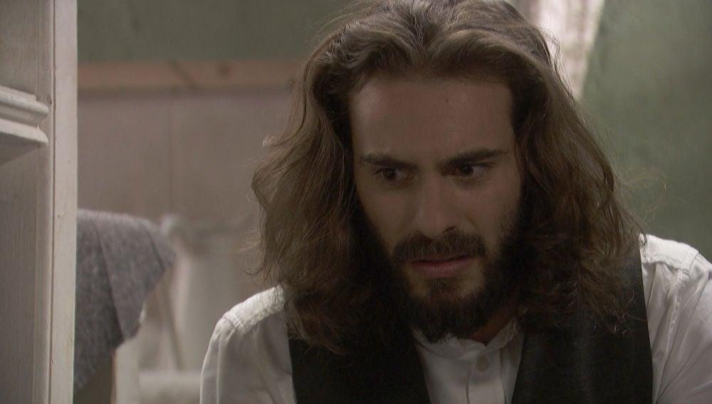 "Isaac encuentra la prueba definitiva: ""Ya te tengo"""