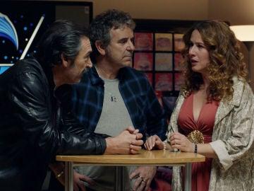 Almudena comienza sus negocios con Don Julio sin el apoyo de Alfonso