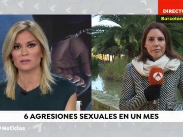 Detienen a un menor por seis agresiones sexuales en Barcelona