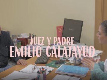 Elena Arcelus entrevista al juez Emilio Calatayud