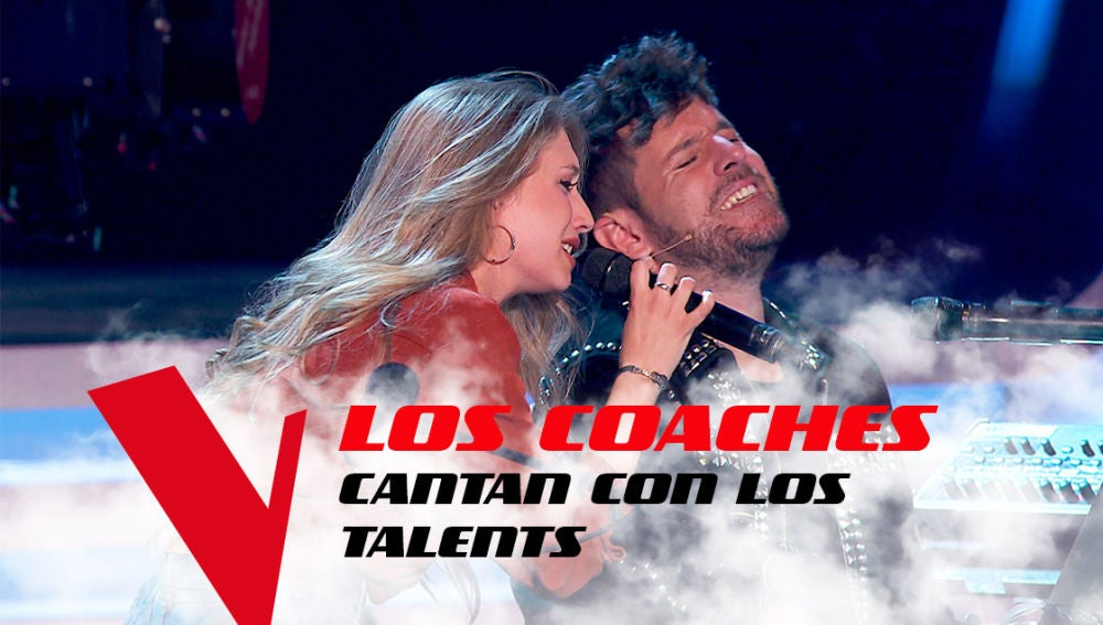 VÍDEO: Las siete actuaciones de los coaches con los talents de 'La Voz'