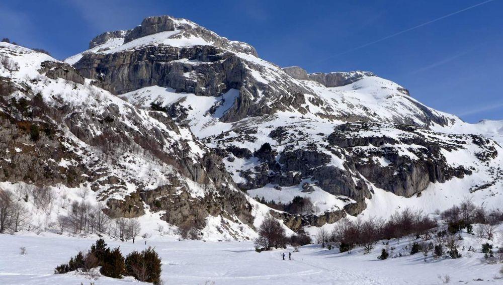 Nieve en Huesca