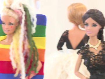 La firma Matel lanza dos nuevas muñecas Barbie