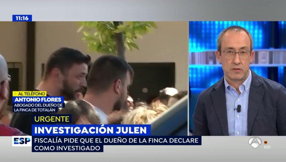Fiscalía cita al dueño de la finca donde murió Julen como investigado.