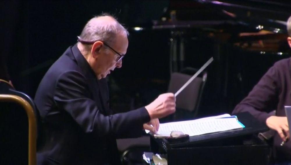 Ennio Morricone se despide de España con un concierto en Mayo