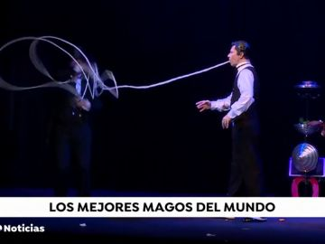 Los mejores magos del mundo se reúnen en Madrid