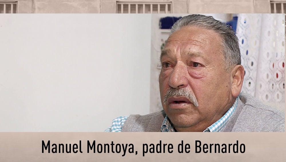 El padre de Bernardo Montoya, presunto asesino de Laura Luelmo, está a favor de la prisión permanente revisable