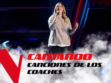Los talents que han cantado canciones de los coaches de 'La Voz'