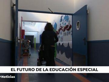 El futuro de la educación especial: ¿es mejor la convivencia con los demás estudiantes?