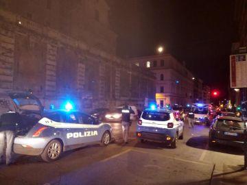 Cuatro apuñalados en Roma antes del Lazio vs Sevilla