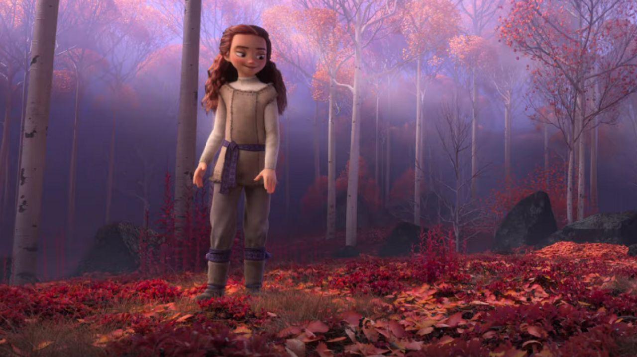 Escena de Frozen II