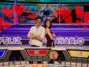 'La ruleta de la suerte' celebra el Día de San Valentín
