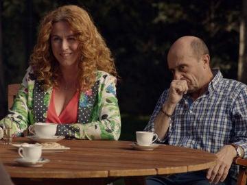"""Almudena y Alfonso se reúnen con Don Julio: """"Los clanes y la cocaína me dan igual, yo solo vendo mi producto"""""""