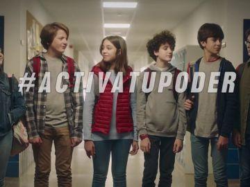 #ActivaTuPoder, la campaña que anima a los testigos del acoso escolar a ponerse del lado de las víctimas