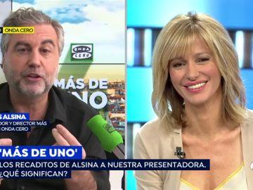 Carlos Alsina hace historia con un programa de seis horas en directo desde la calle