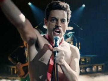 Rami Malek en 'Bohemian Rhapsody'