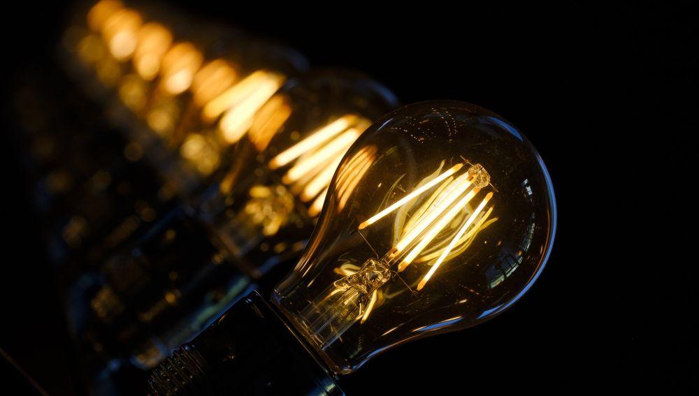 Imagen de varias bombillas (Archivo)