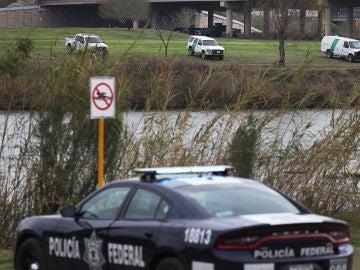 Coche de Policía de Texas