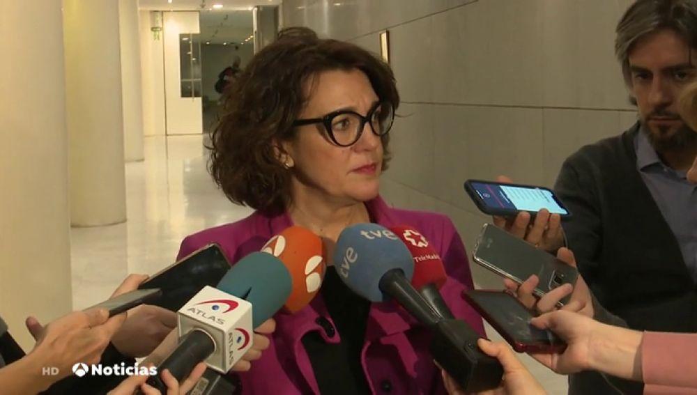El PSOE retira a Soraya Rodríguez de la Asamblea Parlamentaria del Consejo de Europa