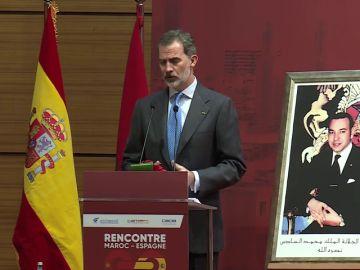 """Último discurso del Rey en Rabat: """"Queda mucho por hacer para que España y Marruecos se conozcan mejor y trabajen más juntos"""""""