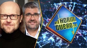 Santiago Segura y Florentino Fernández visitan 'El Hormiguero 3.0'