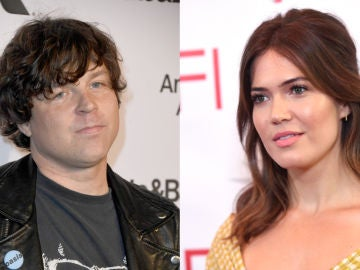 Ryan Adams y Mandy Moore