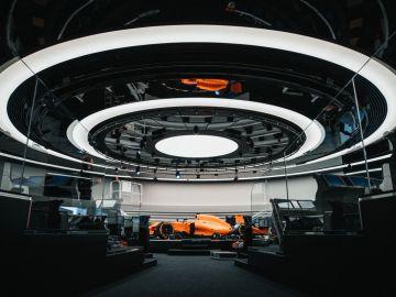 McLaren presenta el nuevo MCL34