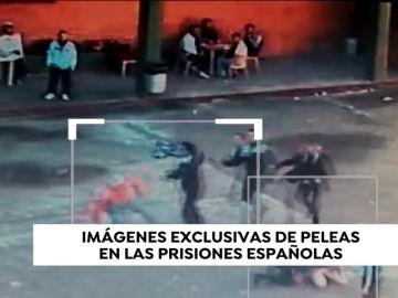 Imágenes exclusivas de peleas en las prisiones españolas