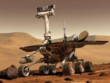 La NASA confirma la muerte del rover Opportunity en Marte