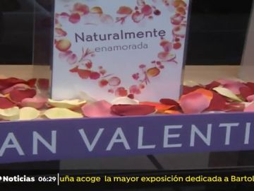 España es el país que más gasta en San Valentín
