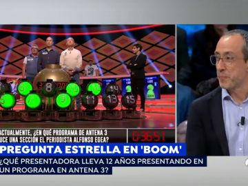 Alfonso Egea, periodista de 'Espejo Público'