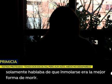 La mujer que evitó un atentado yihadista en el centro de Madrid
