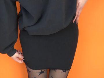 El truco definitivo para evitar que se te suba la falda