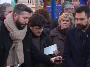 Comienza la hora de los acusados en el juicio del procés: hoy declara Junqueras