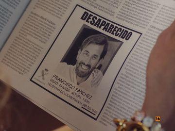 """María duda sobre la desaparición de Francisco: """"¿Y si lo han matado?"""""""