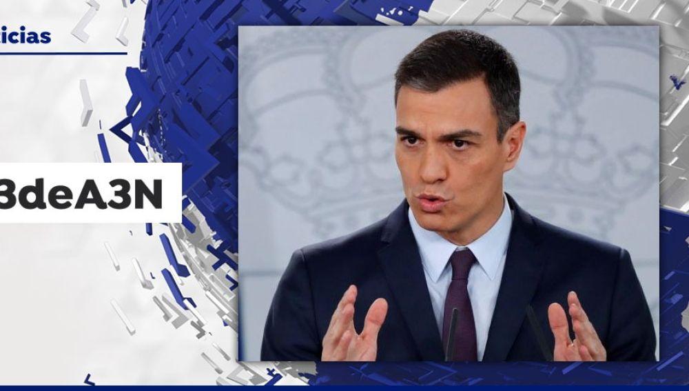 Pedro Sánchez 3deA3N
