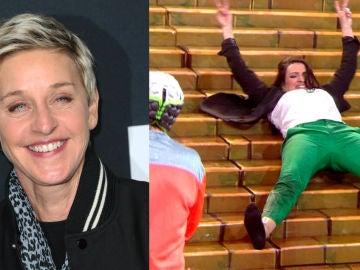 Ellen DeGeneres está deseando ver el estreno de 'Juego de Juegos'